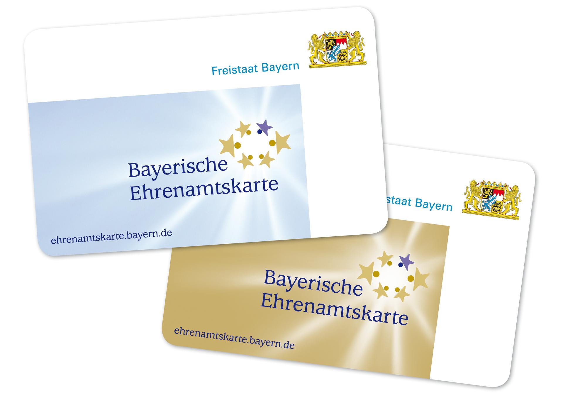 """... Formularvorlage """"Sammelanmeldung Bayerische Ehrenamtskarte"""" Excel 33,5  KB"""