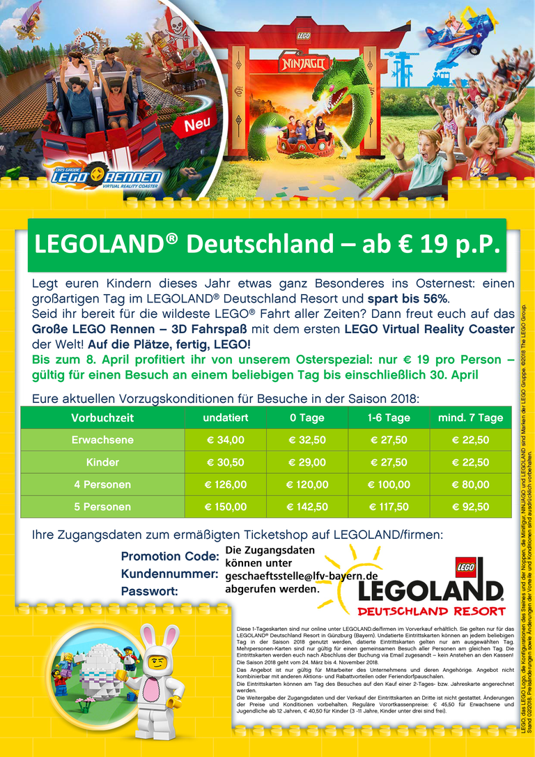 legoland landesfeuerwehrverband bayern e v. Black Bedroom Furniture Sets. Home Design Ideas