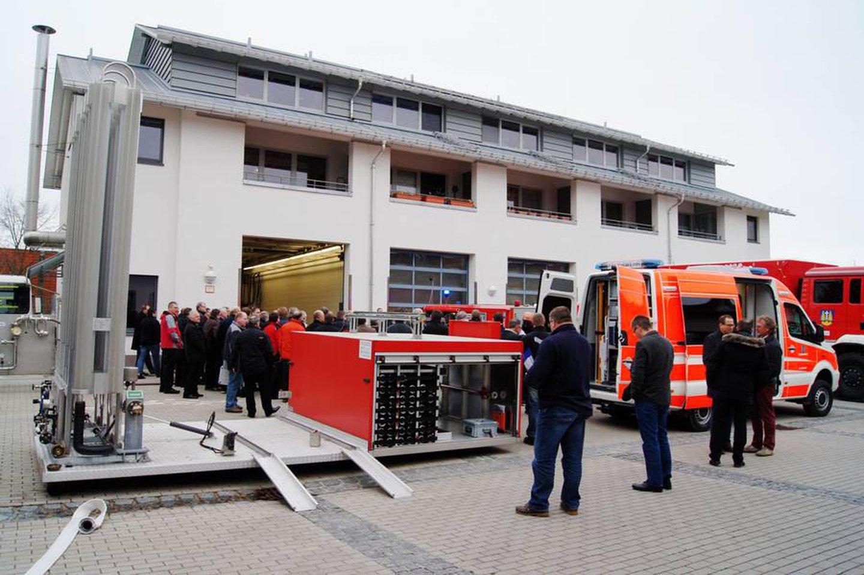 Klausurtagung - Landesfeuerwehrverband Bayern e.V.
